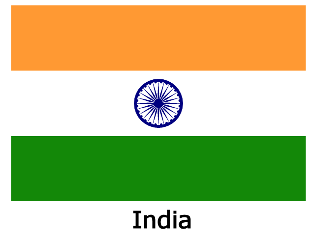 File:flag Of India.png - Flag, Transparent background PNG HD thumbnail