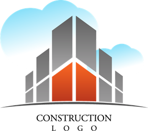 Villa Building Construction Logo Template - Fletcher Building Vector, Transparent background PNG HD thumbnail
