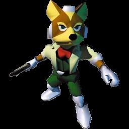 Fox Star Fox 64.png - Star Fox, Transparent background PNG HD thumbnail