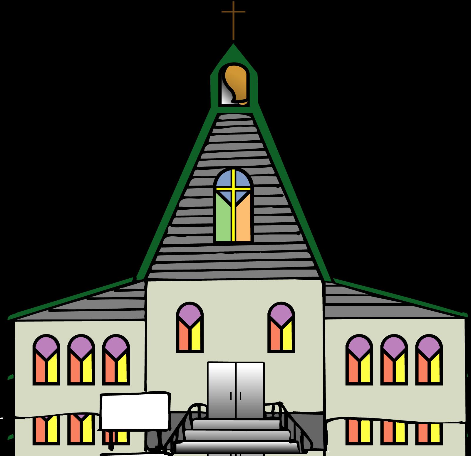 Free Church Png Hd  - Black Church Clip Art Free Clipart Images 4   Church Hd Png, Transparent background PNG HD thumbnail
