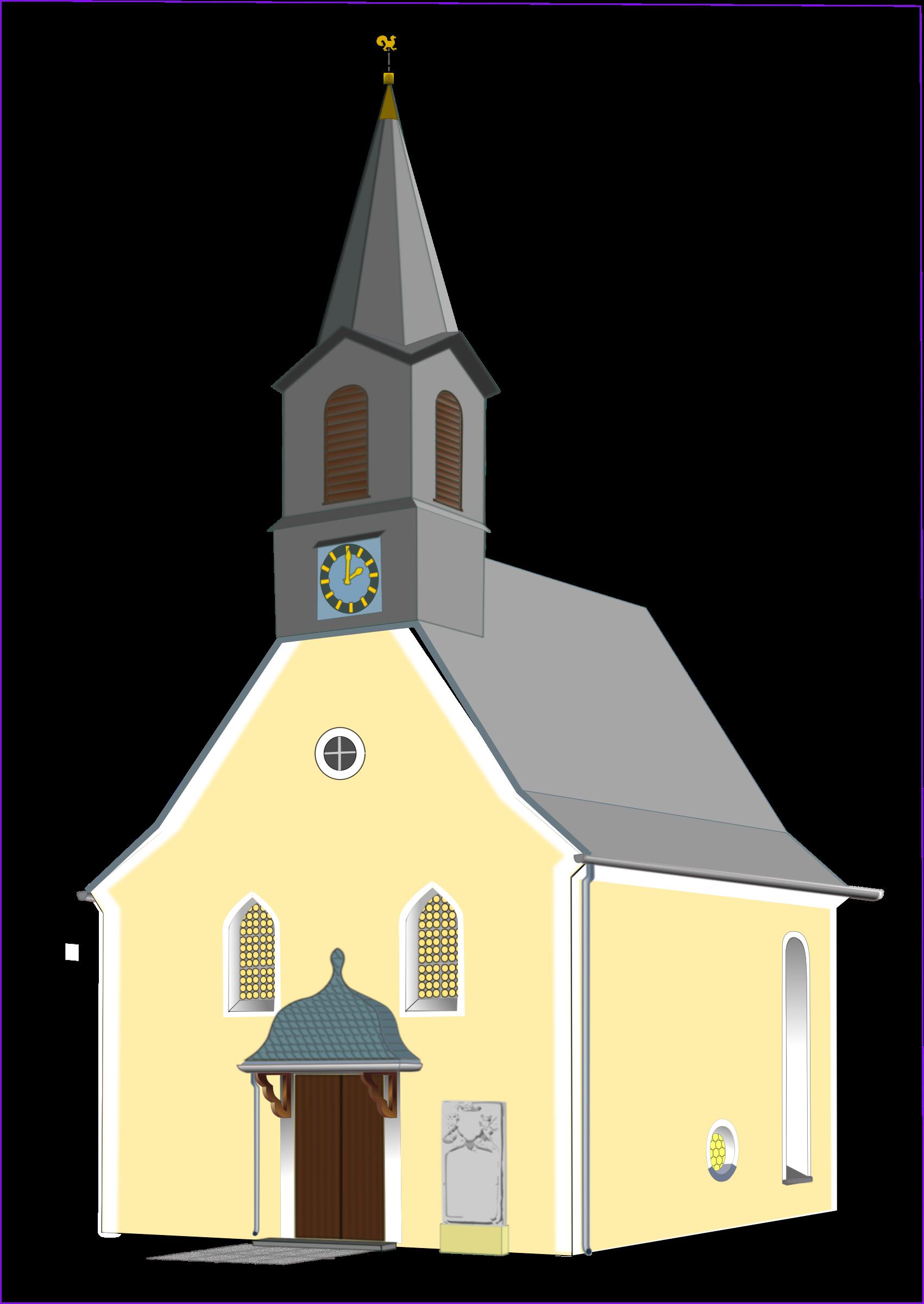 Free Church Png Hd  - Church Png Pic, Transparent background PNG HD thumbnail