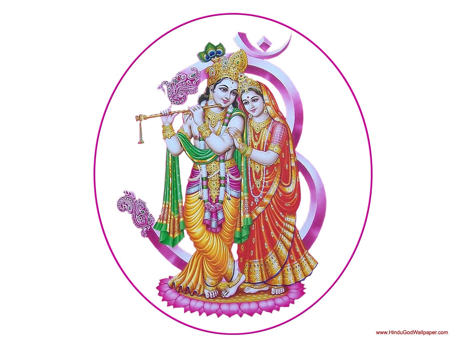 Free Download Radha Krishna Wallpapers - Radha Krishna, Transparent background PNG HD thumbnail