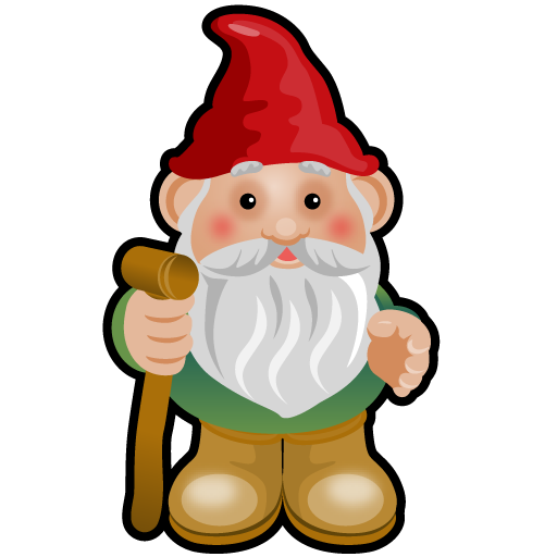 Free Gnome .png 512X512 Pixels - Gnome, Transparent background PNG HD thumbnail