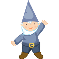 Gnome Png Png Image - Gnome, Transparent background PNG HD thumbnail