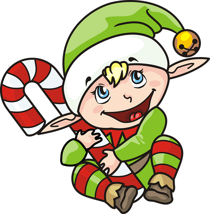 Holidays Christmas Elf Gnome - Gnome, Transparent background PNG HD thumbnail
