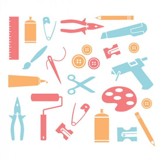 Free PNG Arts And Crafts