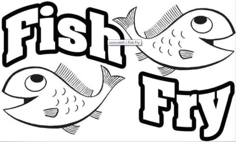 Free Png Fish Fry - Fish Fry Clipart Image, Transparent background PNG HD thumbnail