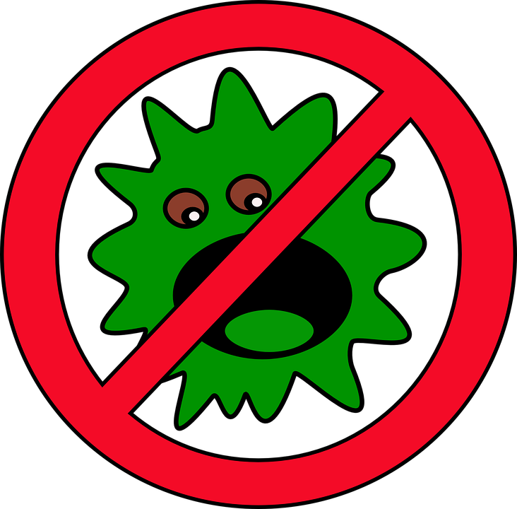Free PNG Germs