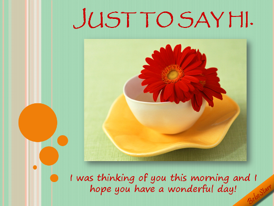 Free Png Have A Good Day - Free Have A Great Day Ecards, Greeting Cards | 123, Transparent background PNG HD thumbnail