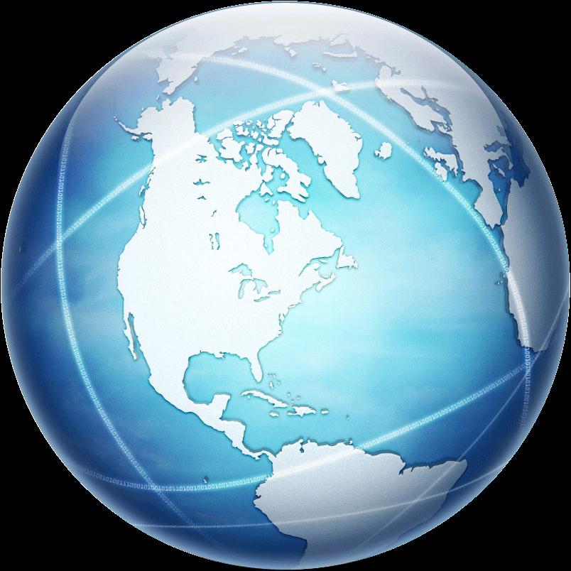 Free PNG HD World Globe