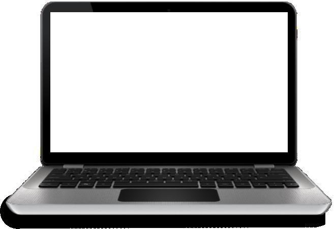 Free PNG Laptop
