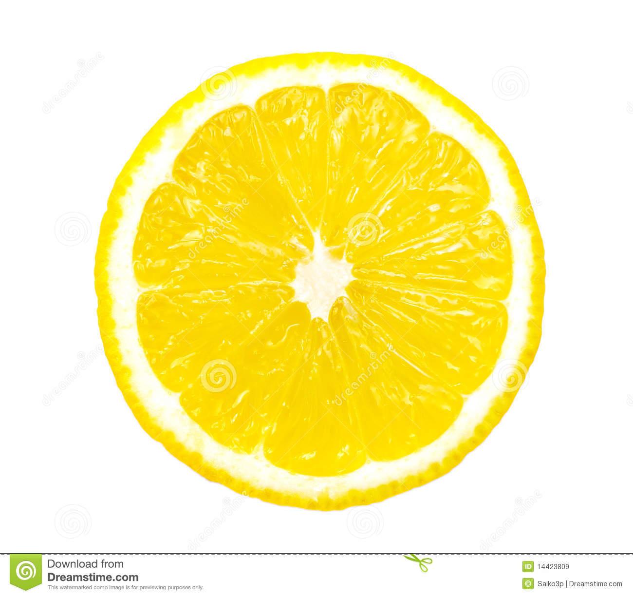 Free PNG Lemon Slice