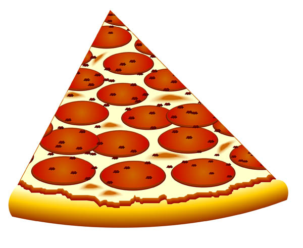 Free Png Pizza Slice - Cheese Pizza Pizza Slice Clip Art, Transparent background PNG HD thumbnail