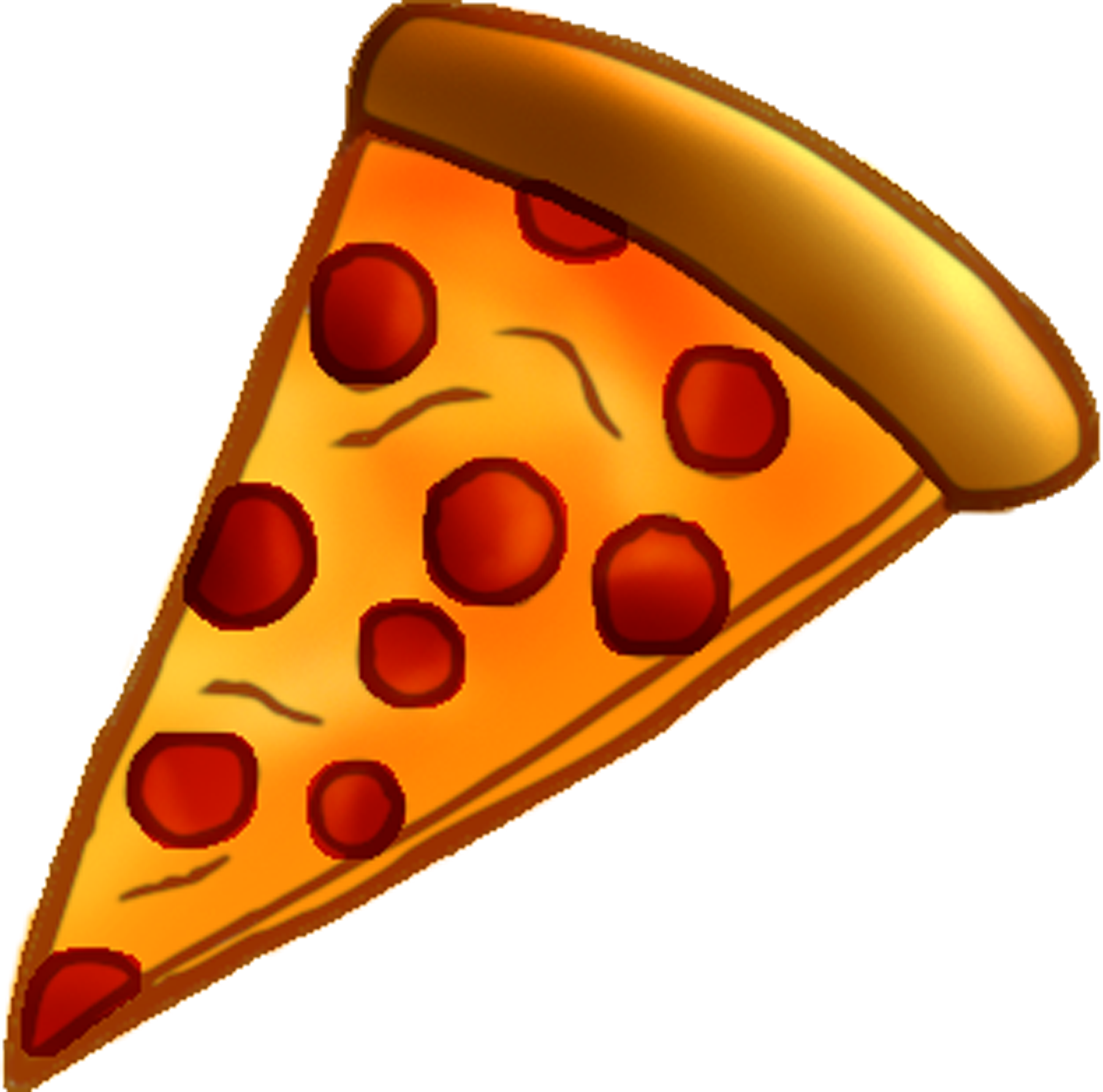 Free Png Pizza Slice - Pizza Slice Clipart, Transparent background PNG HD thumbnail