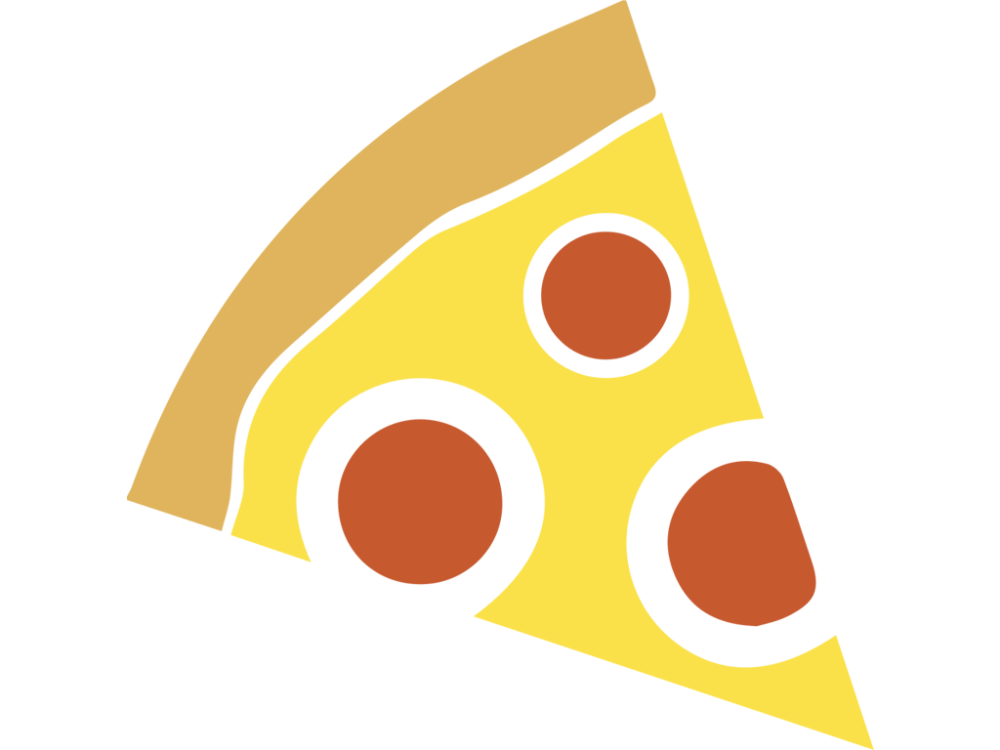 Free Png Pizza Slice - Pizza Slice Vector Icon, Transparent background PNG HD thumbnail