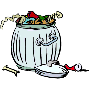 Smelly Garbage Clipart - Smelly, Transparent background PNG HD thumbnail
