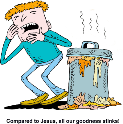 Stinky Trash Clipart - Smelly, Transparent background PNG HD thumbnail