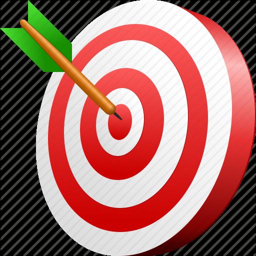 Free Png Target Bullseye - Download Png Image   Target Png Image, Transparent background PNG HD thumbnail