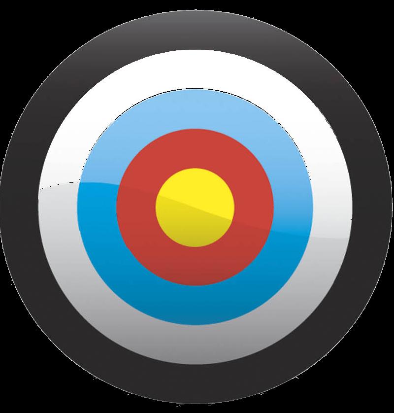 Free Png Target Bullseye - Target.png, Transparent background PNG HD thumbnail