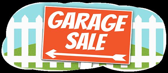 Free Png Yard Sale Sign - Craigslist Garage Sales, Transparent background PNG HD thumbnail