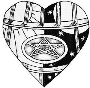 . Hdpng.com Wiccan Inmates Pagans Behind The Iron Veil By Cirnunnoz S. Cian, Hp Wcfa Cca U0027 - Wiccan, Transparent background PNG HD thumbnail