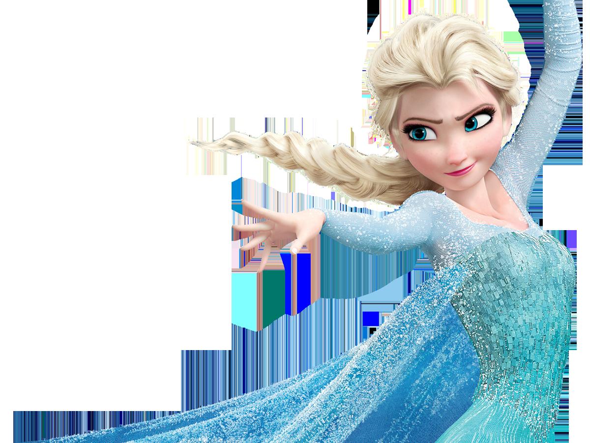 Frozen PNG Elsa