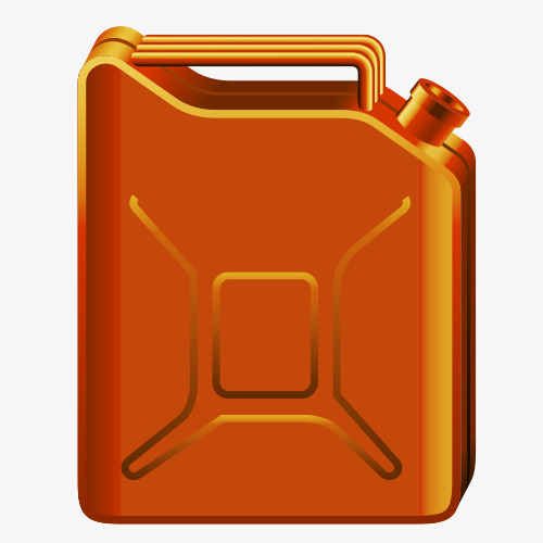 Cartoon Fuel Tank, Gasoline Material Cartoon Map, Hot Map, Free Matting Png And - Fuel Tank, Transparent background PNG HD thumbnail