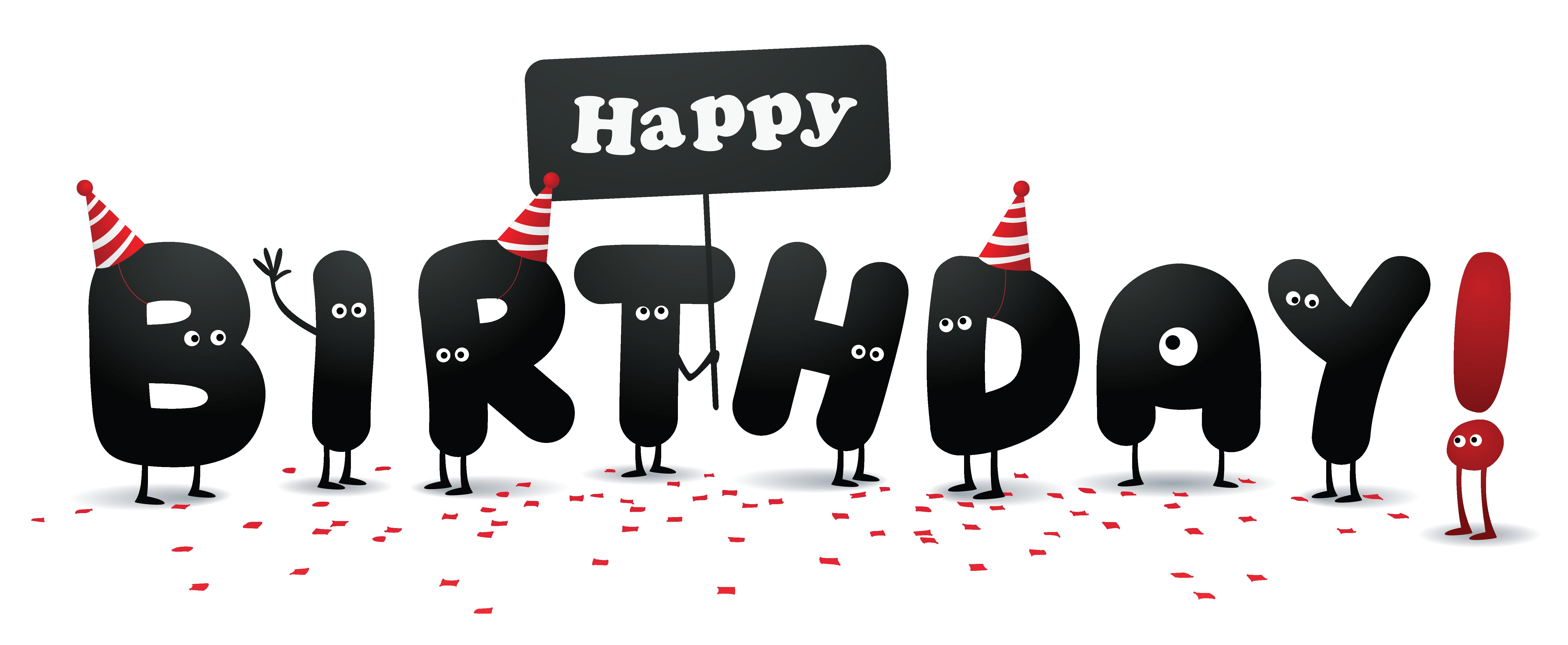 Fun Birthday PNG