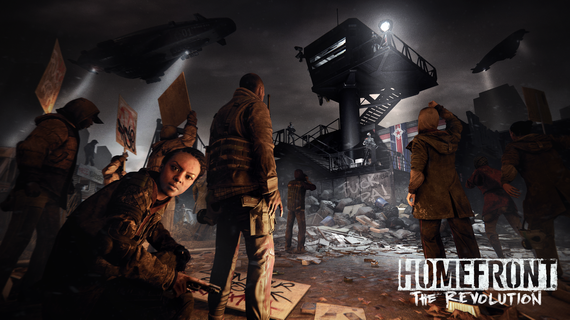 . Hdpng.com Gallery Image 9 Gallery Image 10. The 2011 Original Homefront Was Published By Thq Hdpng.com  - Homefront Video Game, Transparent background PNG HD thumbnail