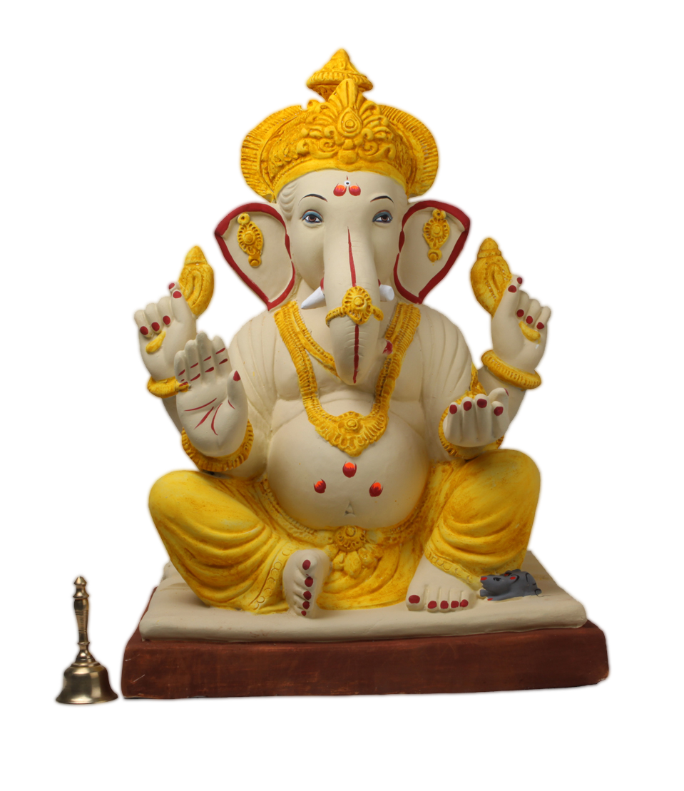 Download Png Images - Ganesh Idol, Transparent background PNG HD thumbnail