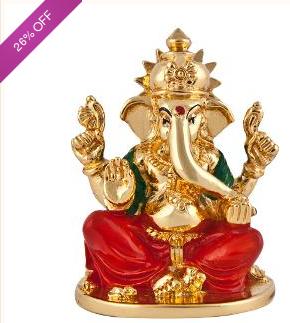 Lord Ganesh Idol By Marvel - Ganesh Idol, Transparent background PNG HD thumbnail