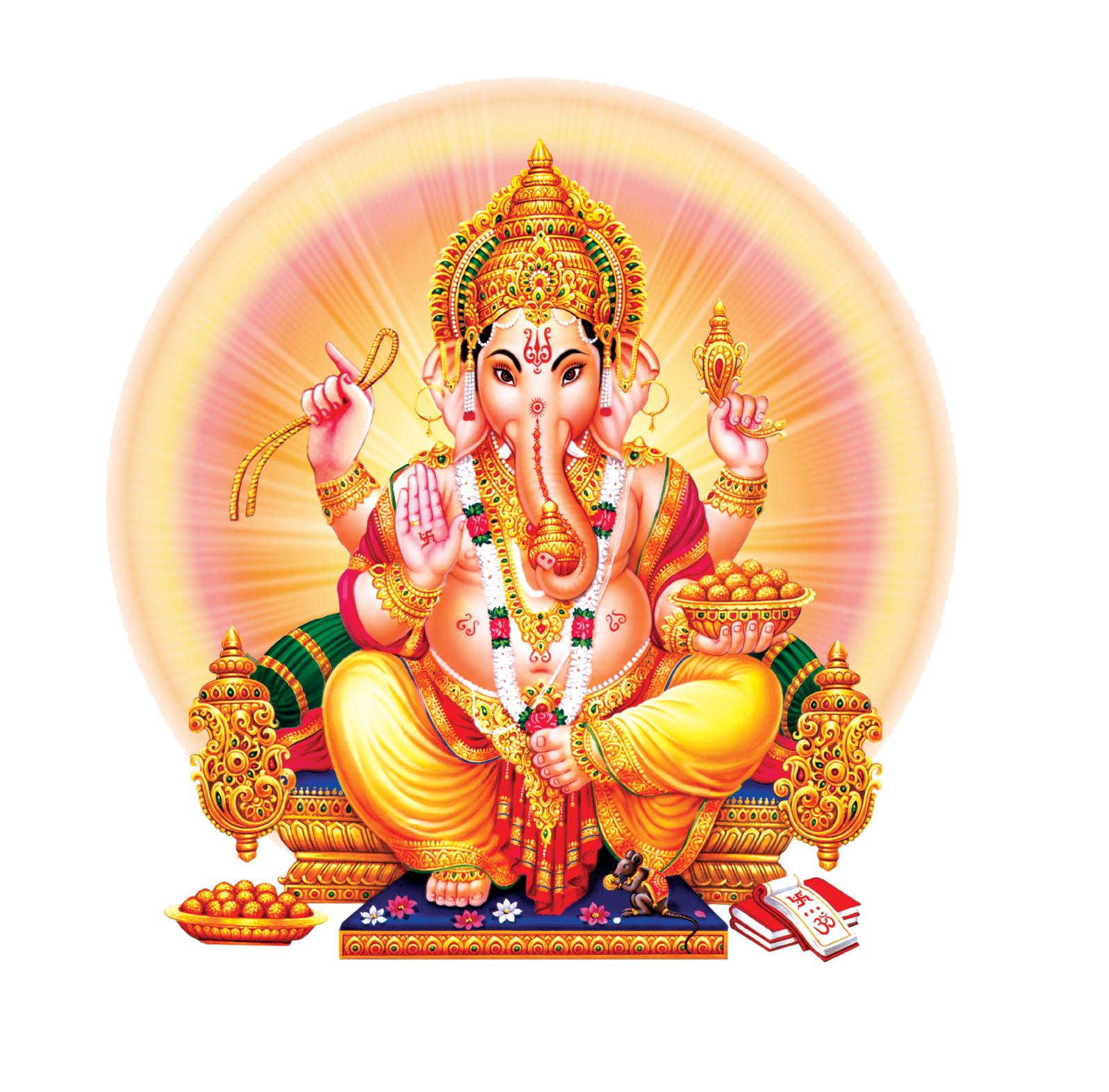 Ganpati PNG HD - Sri Ganesh Ima