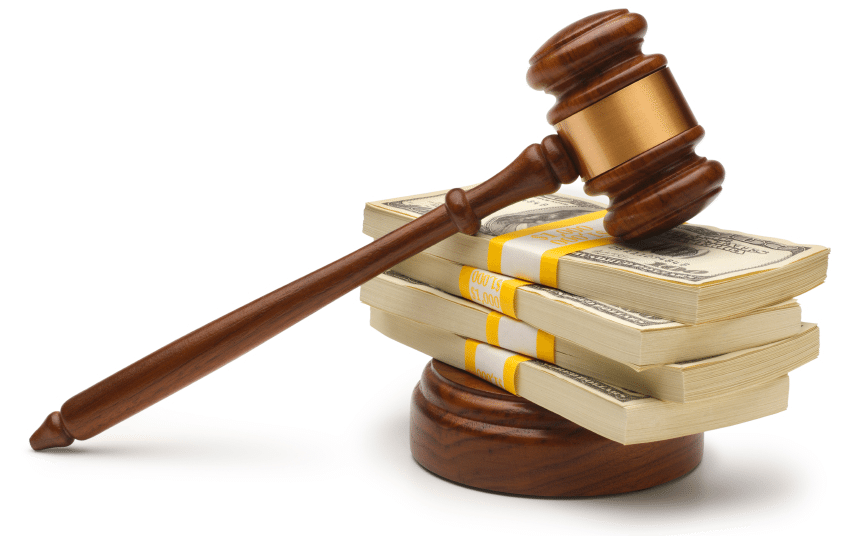 Attachment: Gavel And Money - Gavel, Transparent background PNG HD thumbnail