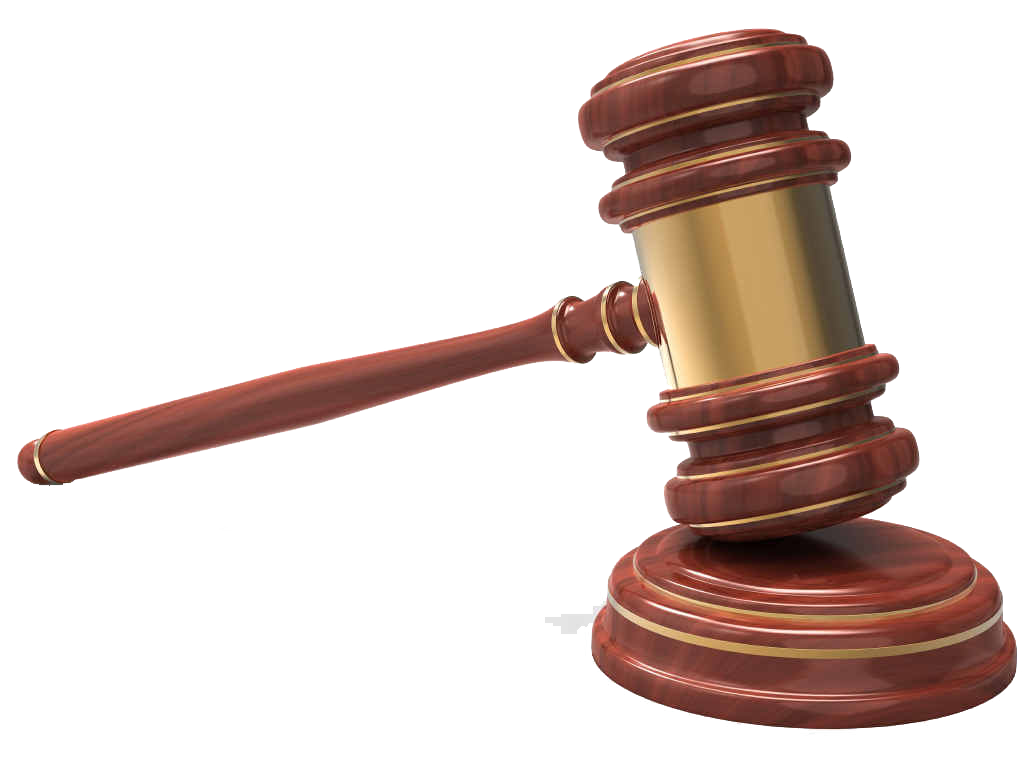 Court Hammer Png Clipart - Gavel, Transparent background PNG HD thumbnail