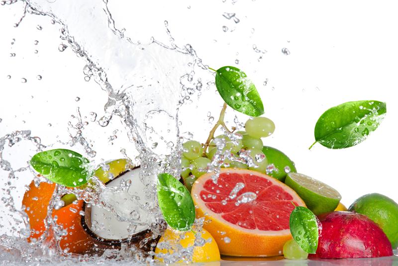 Gemuse And Fruite Wash U2013 Veggies Safe - Fruit Water Splash, Transparent background PNG HD thumbnail