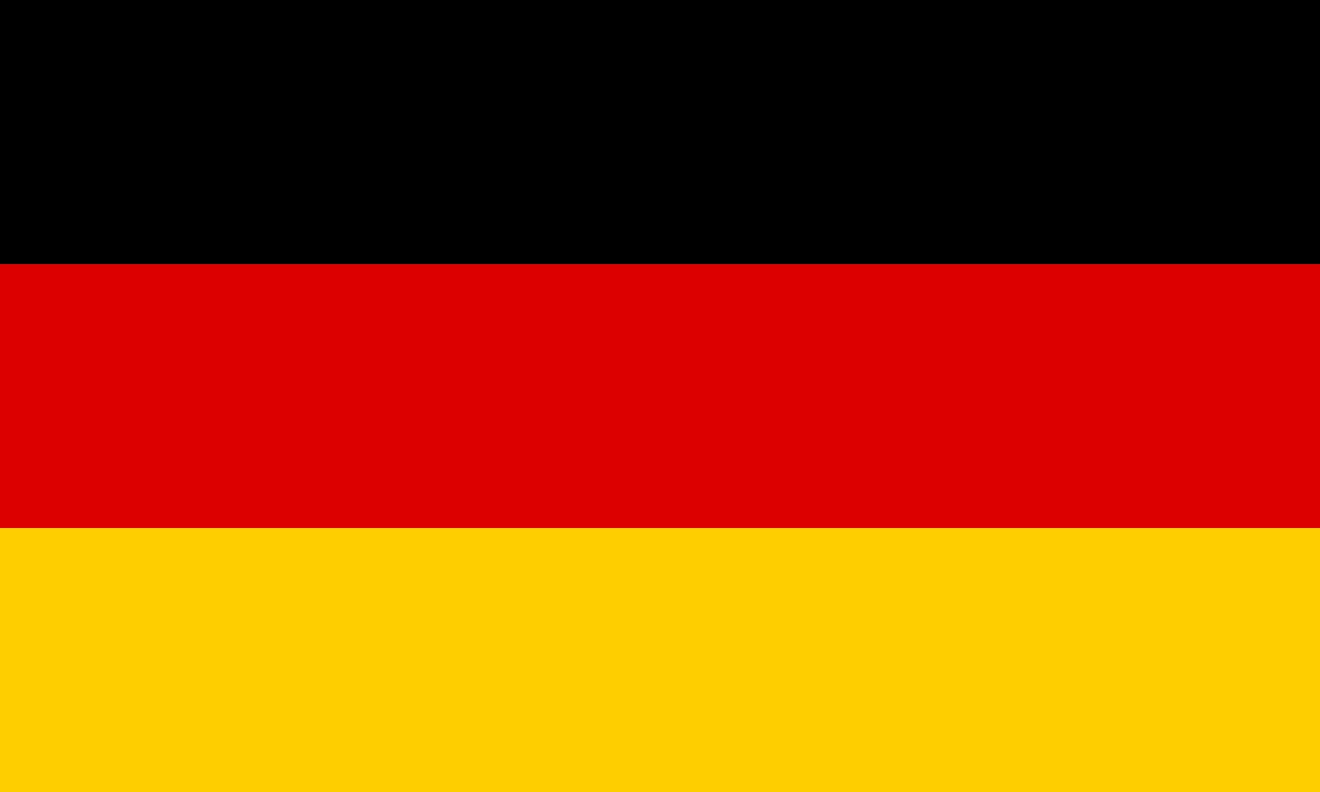 Germany Flag Png - Png Images, Transparent background PNG HD thumbnail