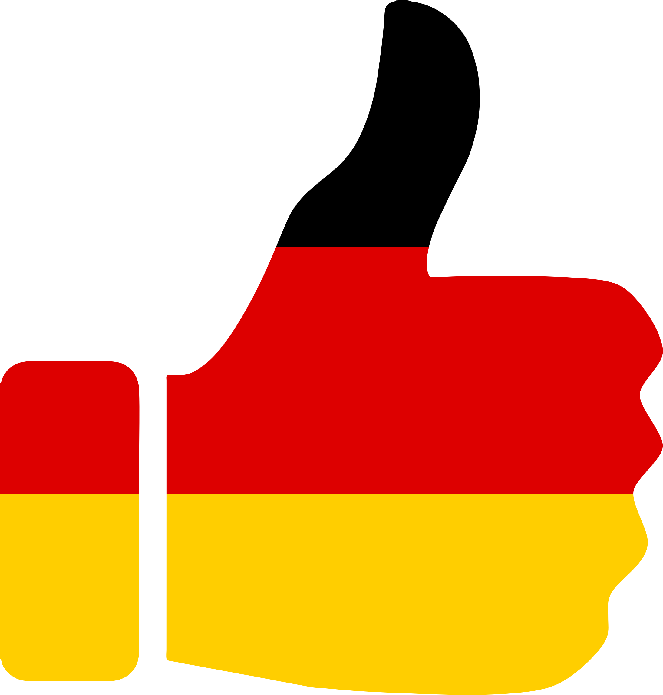 Big Image (Png) - Germany, Transparent background PNG HD thumbnail