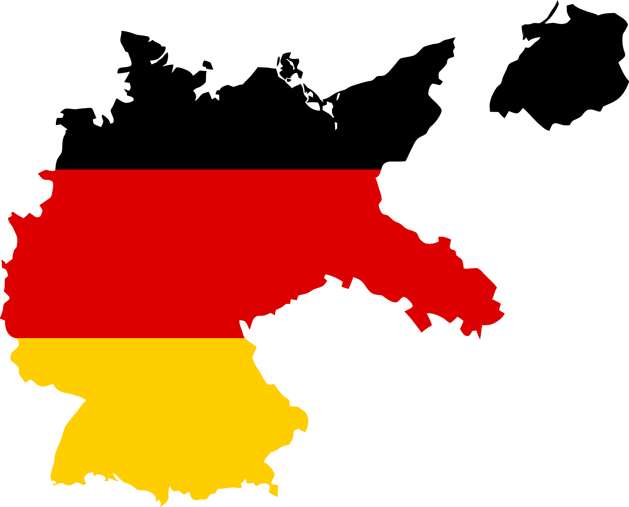 File:flag Map Of Weimar Republic (Germany) 1919   1933.png - Germany, Transparent background PNG HD thumbnail