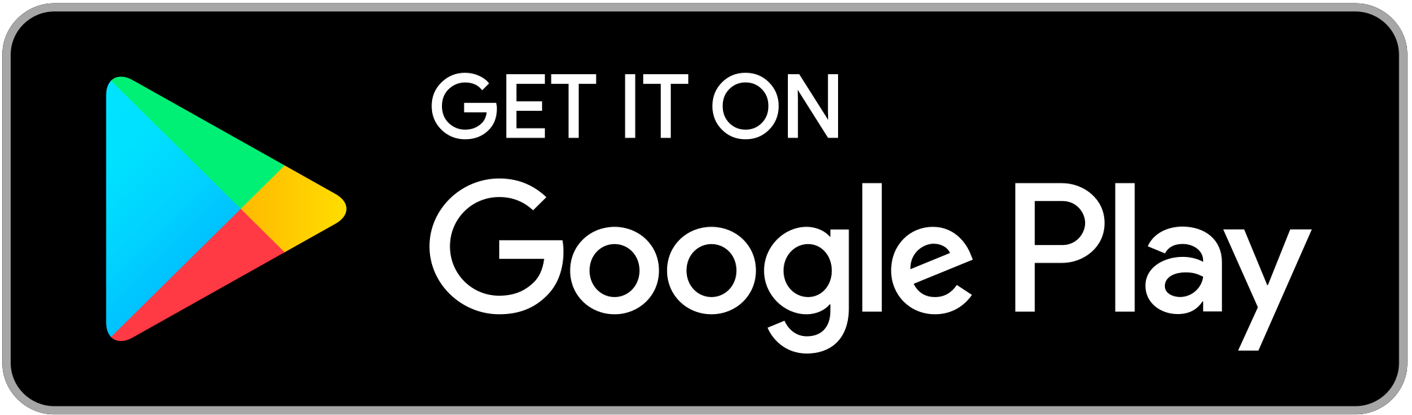 Get It On Google Play Badge Png - Open Hdpng.com , Transparent background PNG HD thumbnail