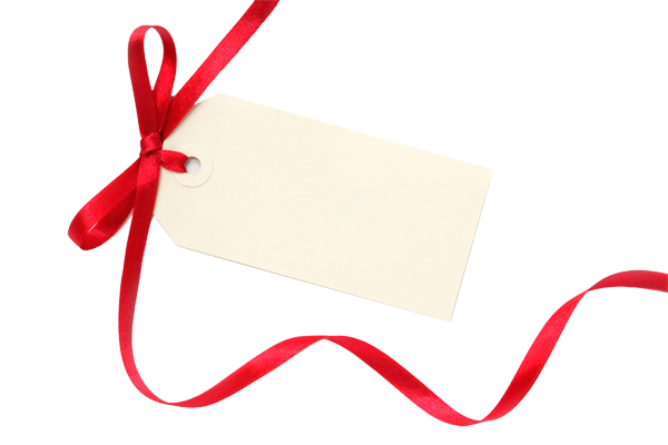 Gift Tag PNG