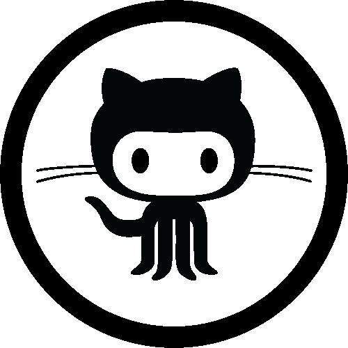 Github, Circle, Mascot, Git Icon Image #38973 - Github, Transparent background PNG HD thumbnail