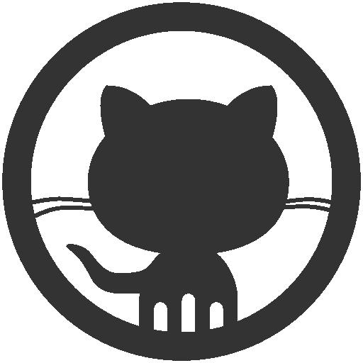 Github Logo Icon Image #16153 - Github, Transparent background PNG HD thumbnail