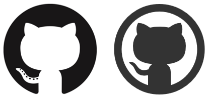 Nuovo 5 - Github Octocat, Transparent background PNG HD thumbnail