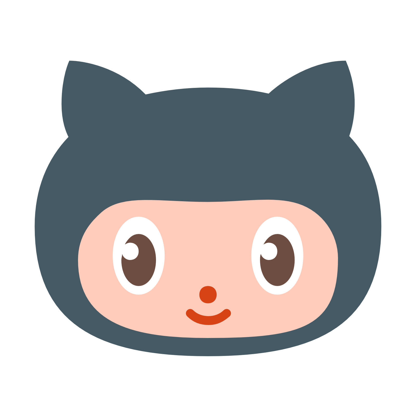 Octocat Icon. Png 50 Px - Github Octocat, Transparent background PNG HD thumbnail