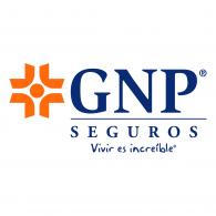 Logo Of Gnp Vivir Es Increible - Gnp, Transparent background PNG HD thumbnail