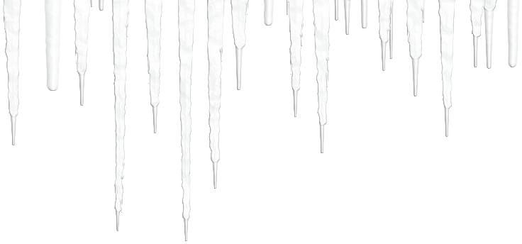 Go Back Gt Gallery For Gt Icicles Border Pngicicles Border Png - Icicle, Transparent background PNG HD thumbnail