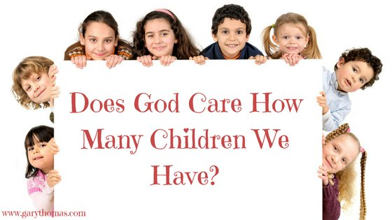 God And Children PNG - Does God Care How Many