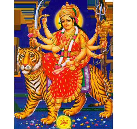 Goddess Durga Maa PNG - Goddess Durga Maa