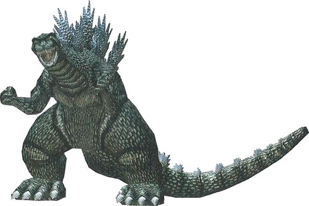 Godzilla.png - Godzilla, Transparent background PNG HD thumbnail