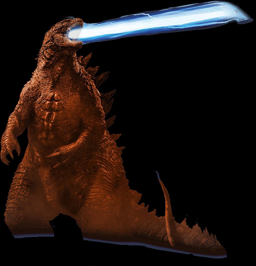 Godzilla Transparent Png - Godzilla, Transparent background PNG HD thumbnail